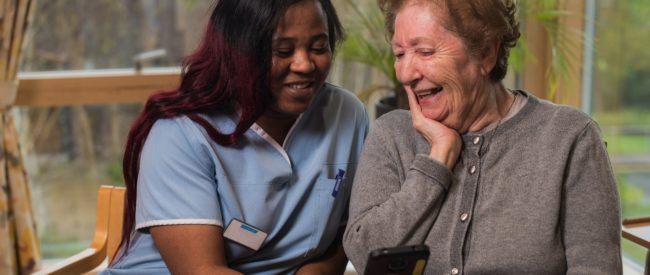 Jewish Care's Story – introducing electronic care planning software
