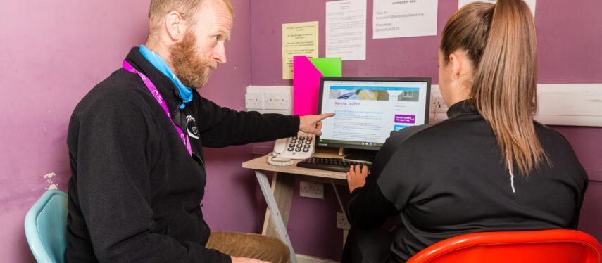 Simon Community Scotland: using technology to reduce drug deaths