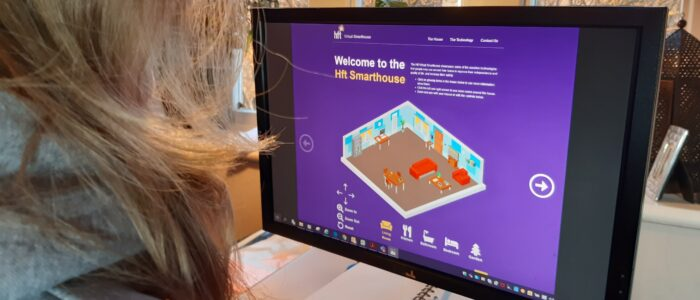 Virtual Smarthouse to help you find out about assistive technology